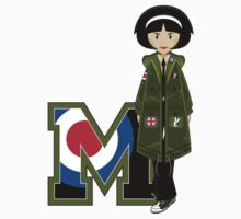 M is For Mod Kids Tee