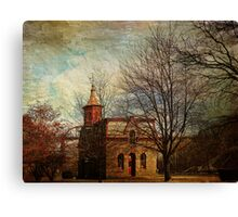The Fitch Building Canvas Print