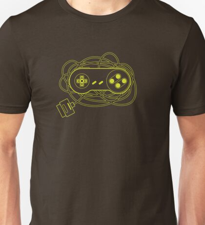 PADS OF JOY series - SNes Unisex T-Shirt