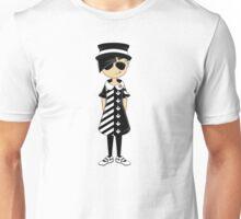 Mod Girl Unisex T-Shirt