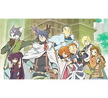 log horizon guild Photographic Print