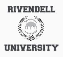Rivendell University by Blobofdoom