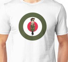 Mod Boy & Target Unisex T-Shirt