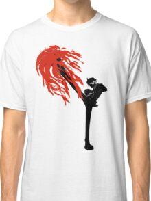 Black leg Classic T-Shirt