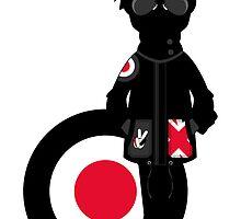 Mod Boy & Target by MurphyCreative