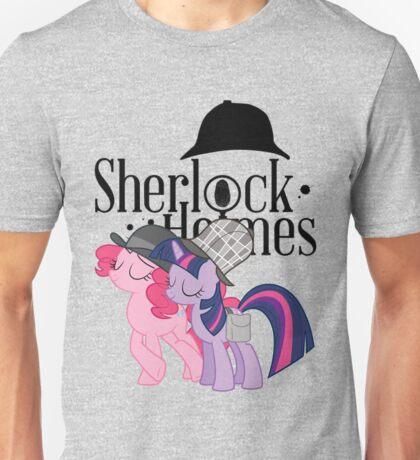 Sherlock Pony Unisex T-Shirt