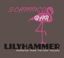 Flamingo Bar - Lilyhammer  by FergalMcCabe