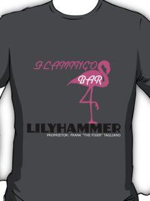 Flamingo Bar - Lilyhammer  T-Shirt