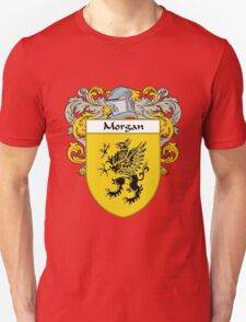 Morgan Coat of Arms/Family Crest T-Shirt