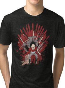 The Psychic King Tri-blend T-Shirt