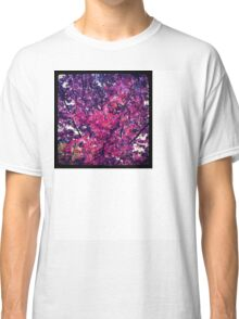 Colorful leaves Classic T-Shirt