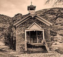 Little Chapel In Echo II by Brenton Cooper