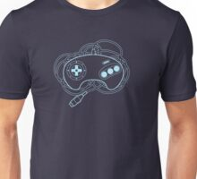 PADS OF JOY series - Sega Mega Drive Unisex T-Shirt