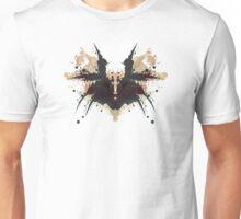 Freddy Krueger Glove Nightmare on Elm Street Inkblot Unisex T-Shirt