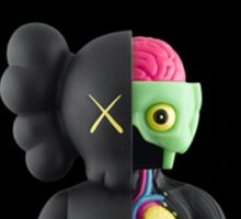 Kaws 2 Sticker