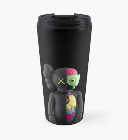 Kaws 2 Travel Mug