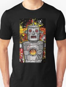 The Tin Man of the Apocalypse! Unisex T-Shirt