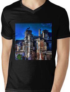 Chateau d'Anet #2 Mens V-Neck T-Shirt