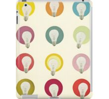 Bright Ideas iPad Case/Skin