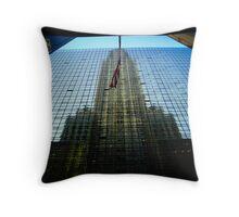 The Chrysler Building, NYC Throw Pillow