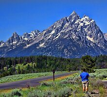 Grand Teton Inspiration  by Brenton Cooper