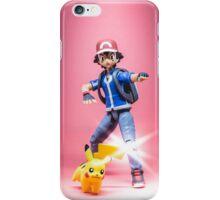 Pikachu Attack! iPhone Case/Skin