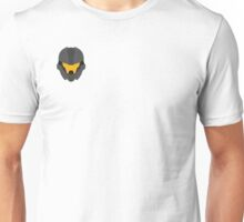 Halo Helmet Graphic Unisex T-Shirt