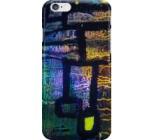 emergent order 11 iPhone Case/Skin