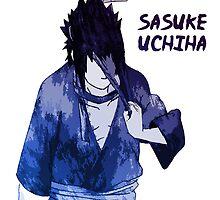 Sasuke Uchiha by Lucsy3012