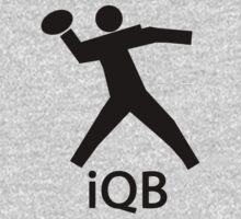 iQB BLACK One Piece - Short Sleeve