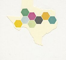 Texas State by Cassia