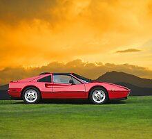 1987 Ferrari 328 GTS II by DaveKoontz