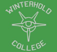 Winterhold College Shirt One Piece - Short Sleeve
