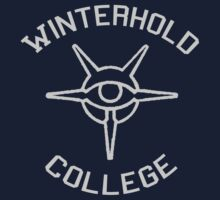 Winterhold College Shirt One Piece - Long Sleeve