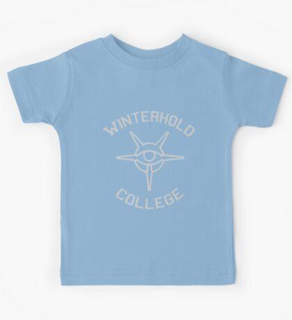 Winterhold College Shirt Kids Tee