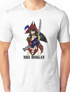 Mrs Morgan Unisex T-Shirt