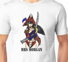 Mrs Morgan Unisex T-Shirt