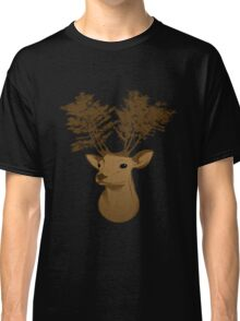Tree Antlers Classic T-Shirt
