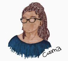 Faceless Cosima by JasmineMDeLeon