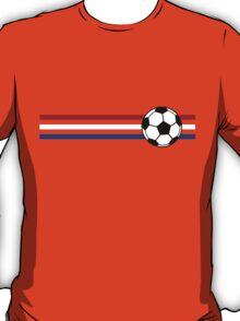 Football Stripes Netherlands T-Shirt