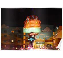 Dizzy Cone Motel Poster
