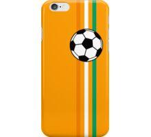 Football Stripes Ivory Coast iPhone Case/Skin