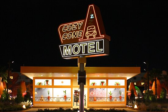 Cozy Cone Motel by AtDisneyAgain