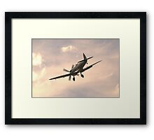 Spitfire LF Mk.XVIe  Framed Print