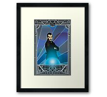 Doctor Who - Fantastic! Framed Print