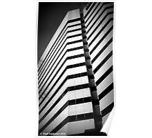 Clark Building Poster