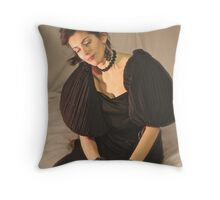 Crazy Little Think Called Love - Happy Happy New Year 2014. Throw Pillow