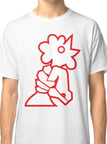 Wringing a chicken's neck Classic T-Shirt