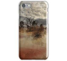 menindee lakes series i iPhone Case/Skin