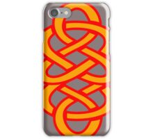 endless knot caltic tattoo iPhone Case/Skin